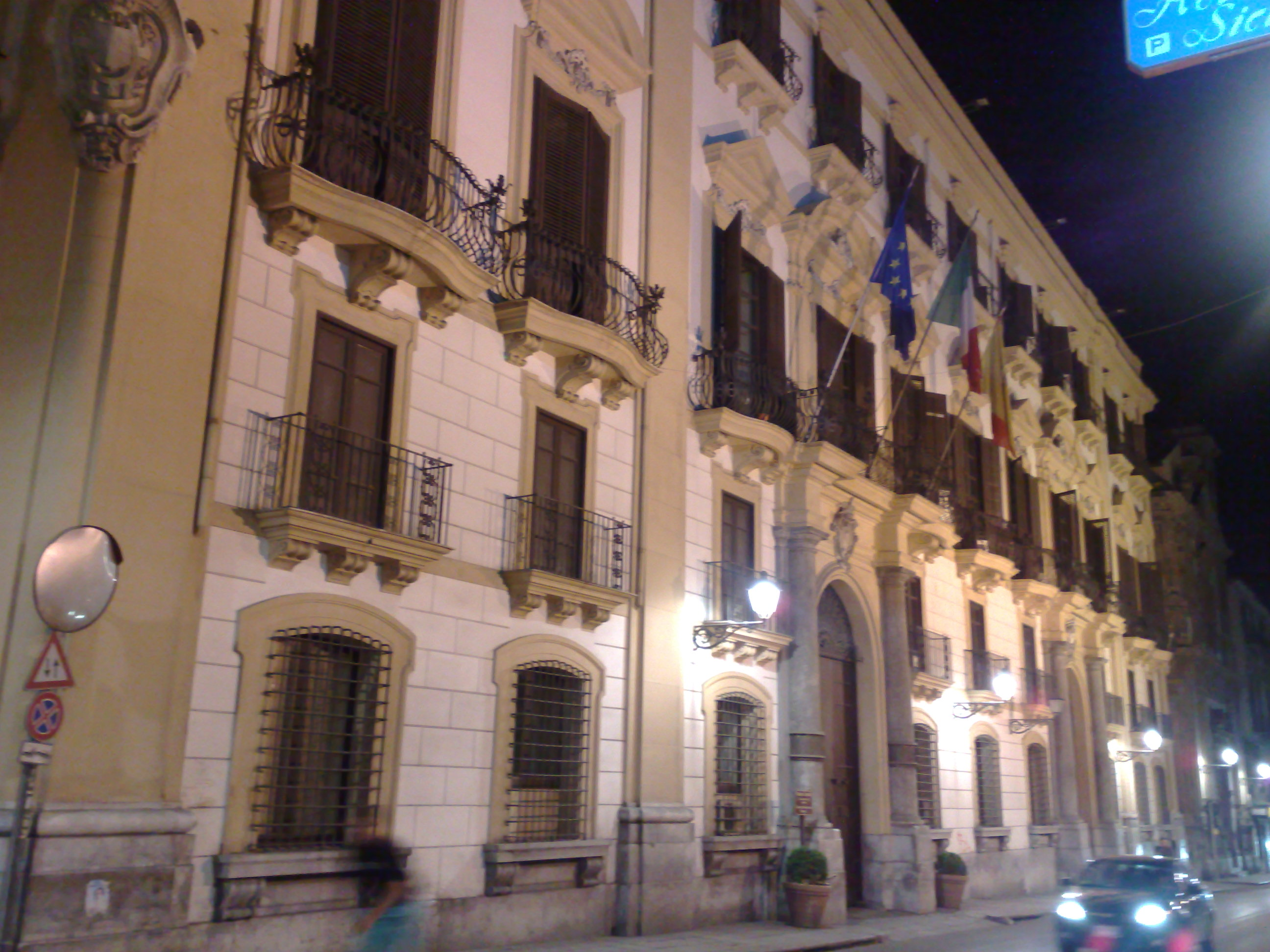 Palermo Ville Gattopardo