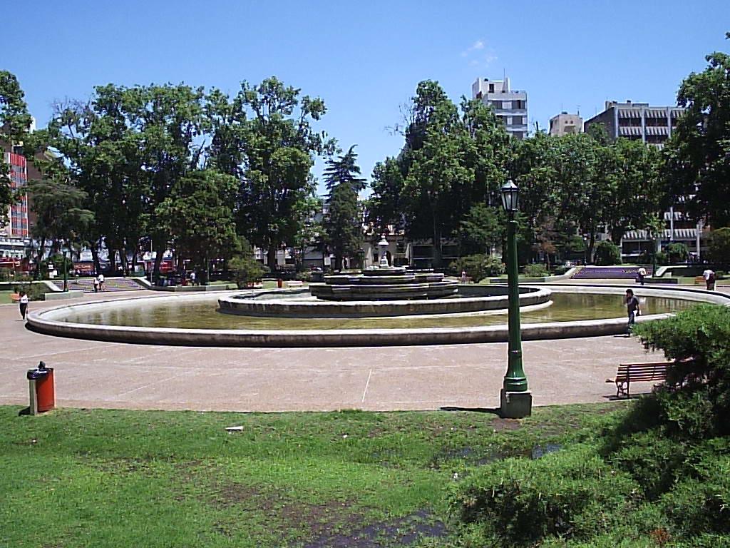 inocente Español paseo en Córdoba