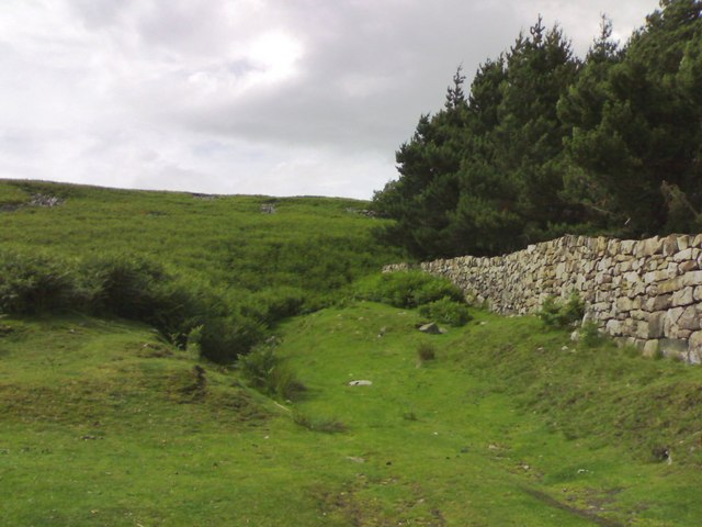 Path to Blorenge - geograph.org.uk - 492266