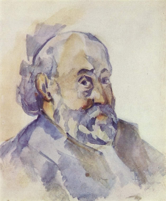 Watercolor art history - File Paul C Zanne 151 Jpg