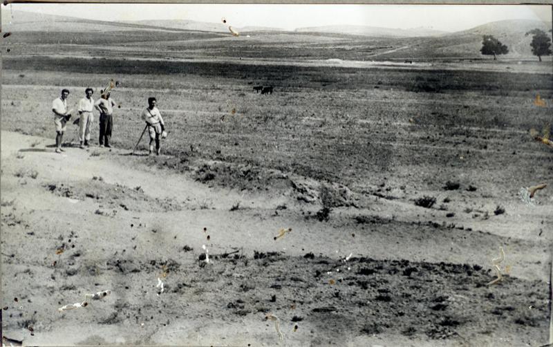 סיור באדמות קובייבה