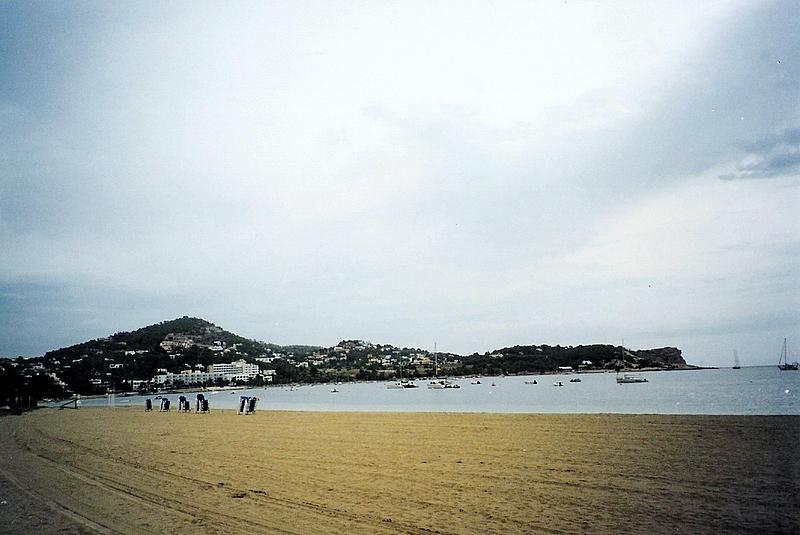 Melhor praia de Ibiza para se hospedar