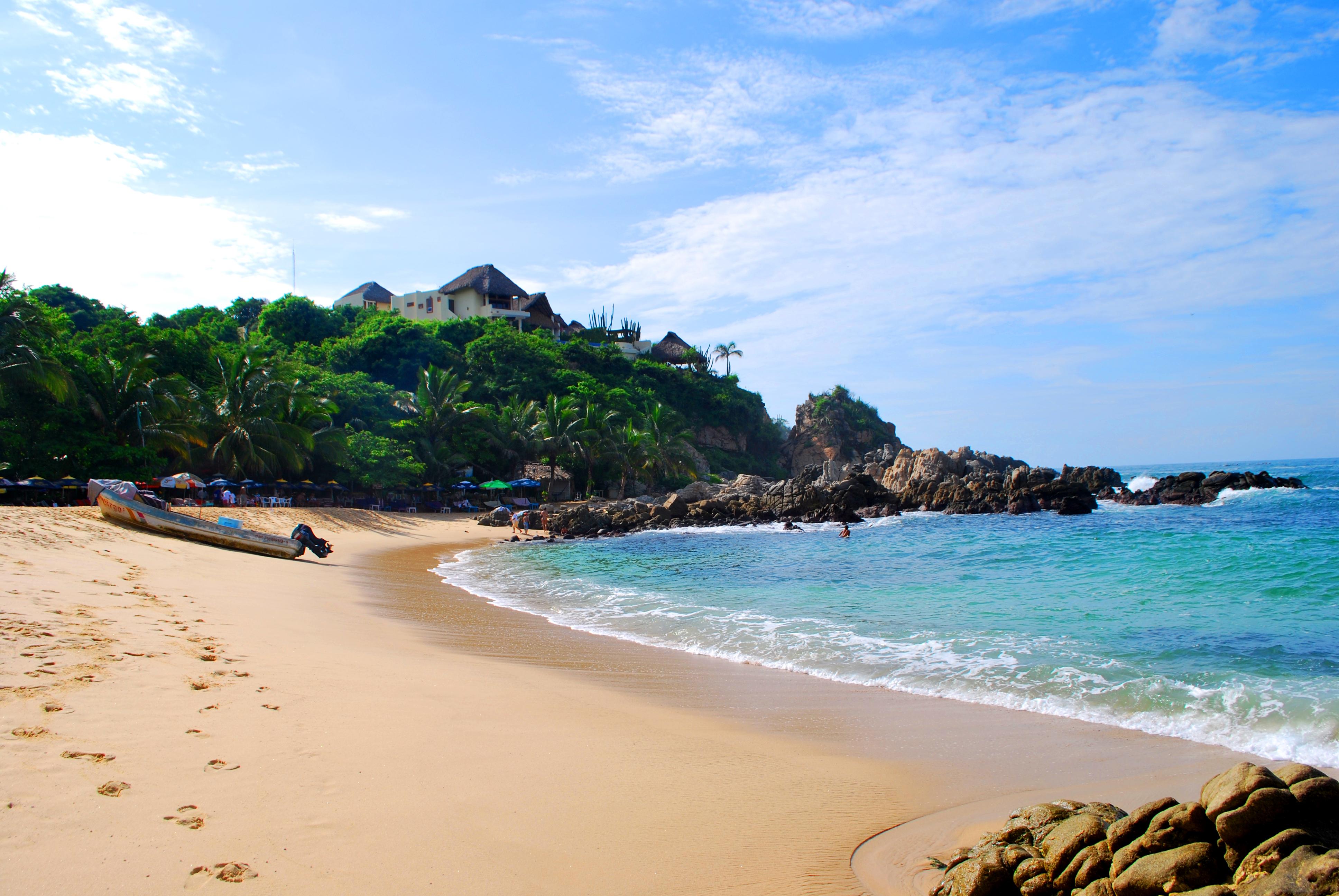 Cuba Air Bnb File Playa Manzanillo Puerto Escondido 2 Jpg Wikimedia