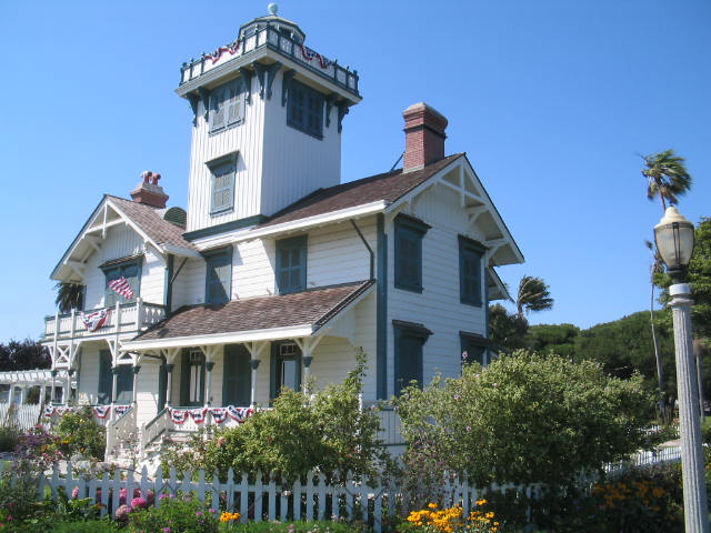 Point Fermin Lighthouse. City of Los Angeles.