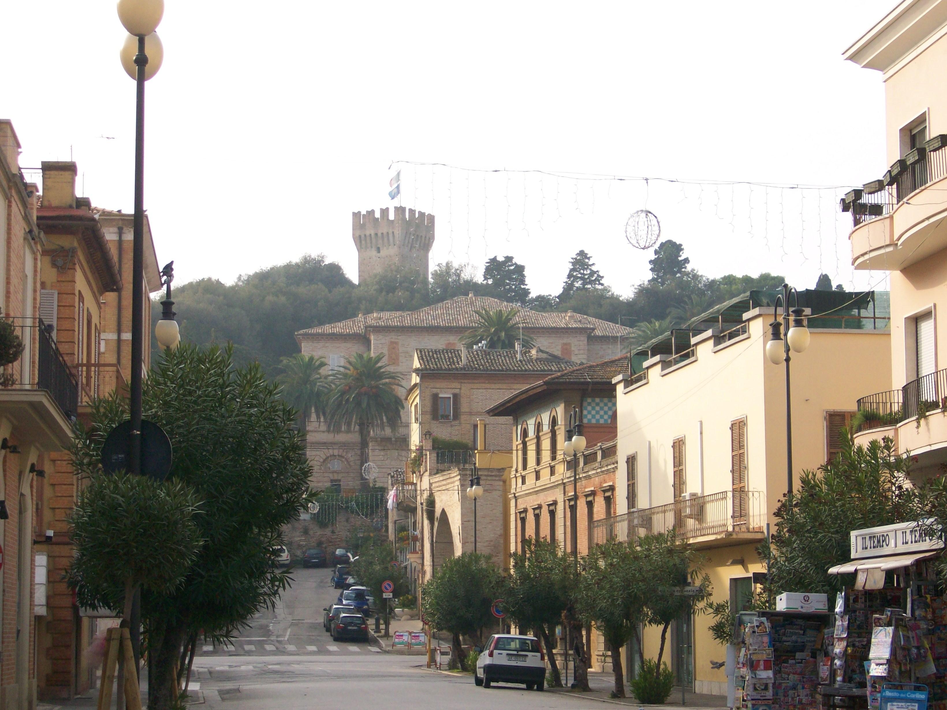 Villa Bonaparte Porto San Giorgio Wikipedia