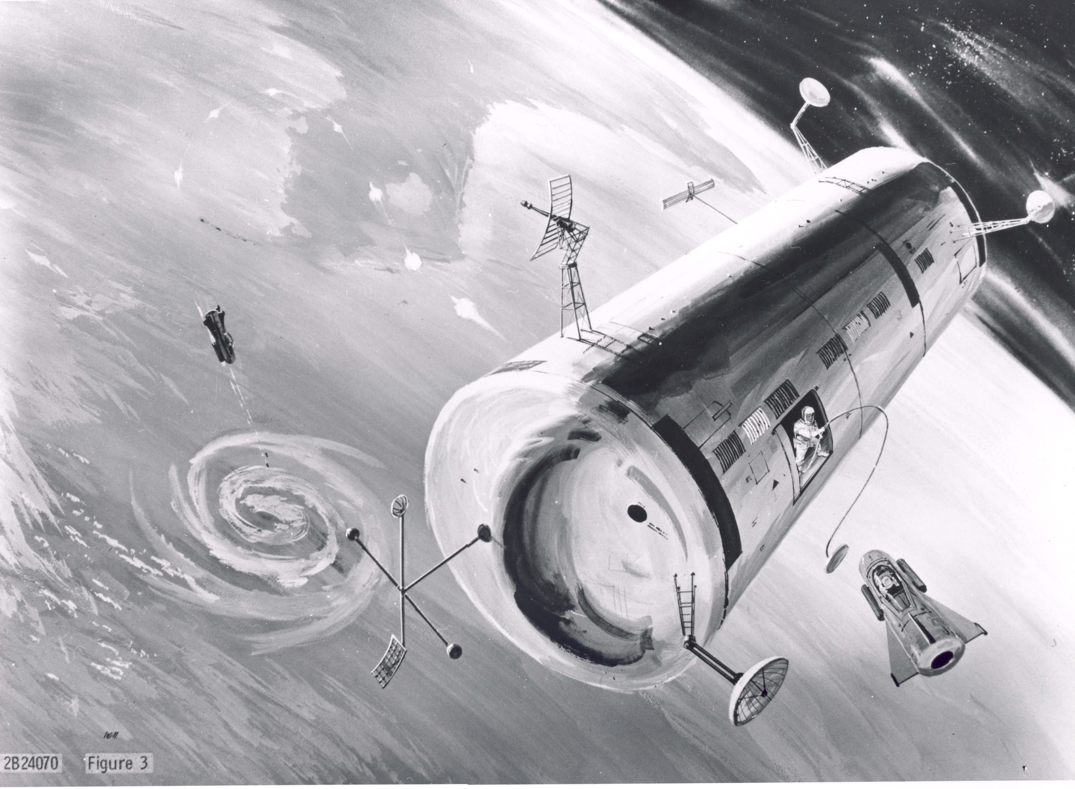 Proposed USAF Manned Orbiting Laboratory - GPN-2003-00094