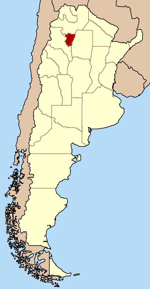 FileProvincia De Tucumán Argentinapng Wikimedia Commons - Argentina map tucuman