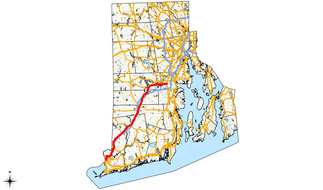Rode To Rhode Island