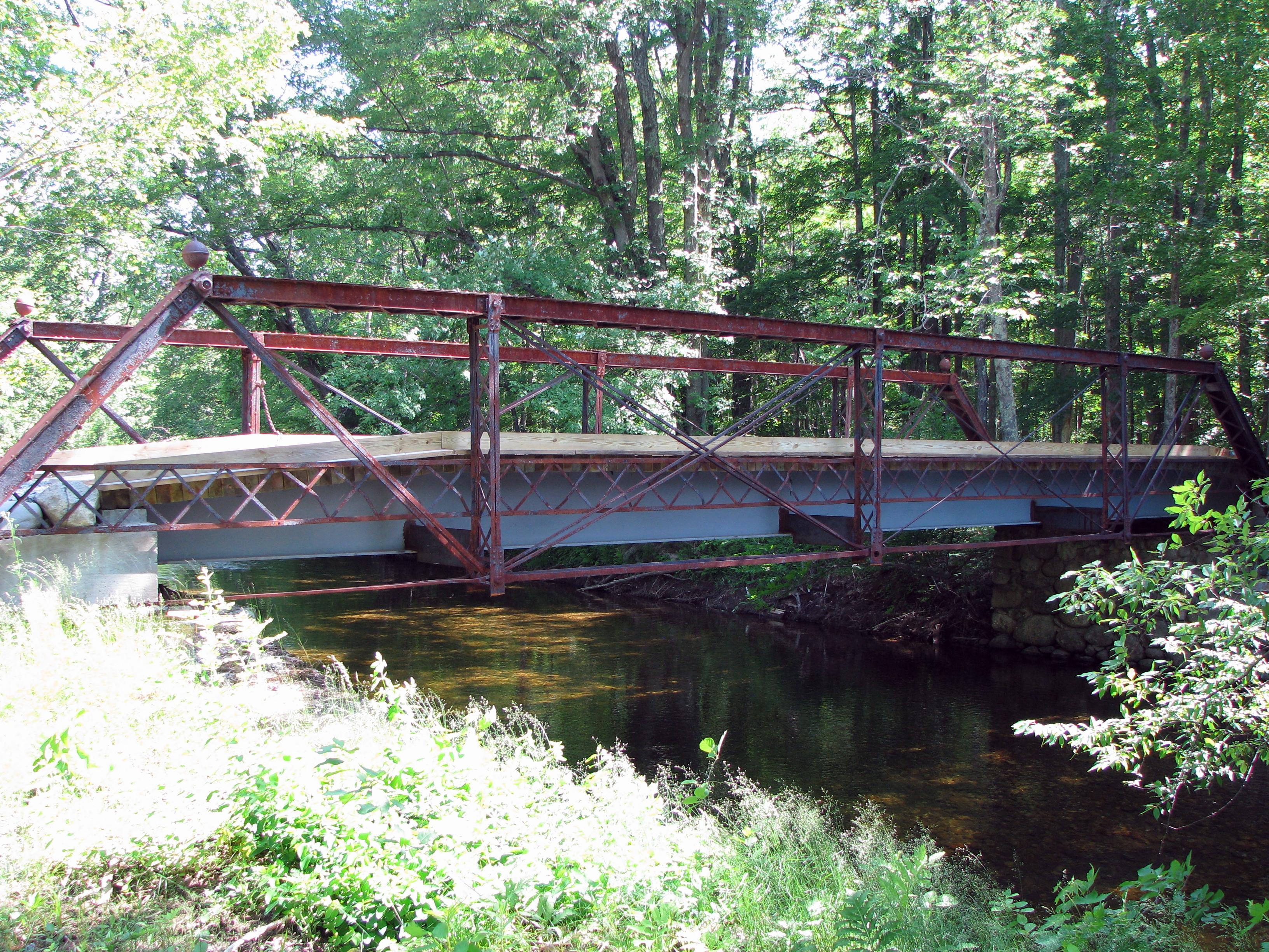 New york essex county keene - File Ranney Bridge Keene Valley New York Jpg