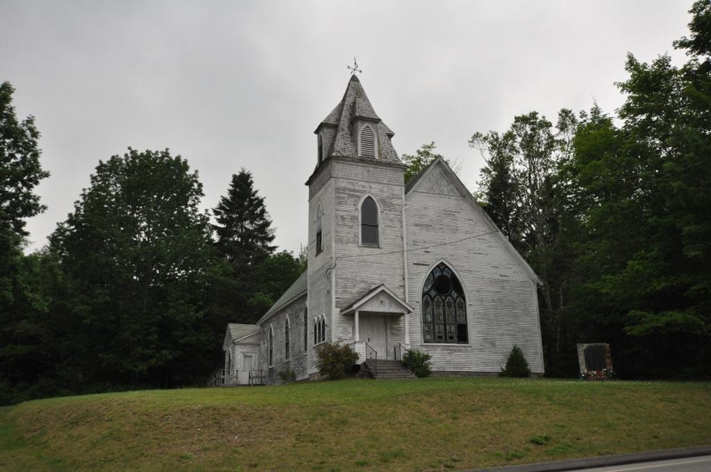 Sewall Memorial Congregational Church Wikipedia