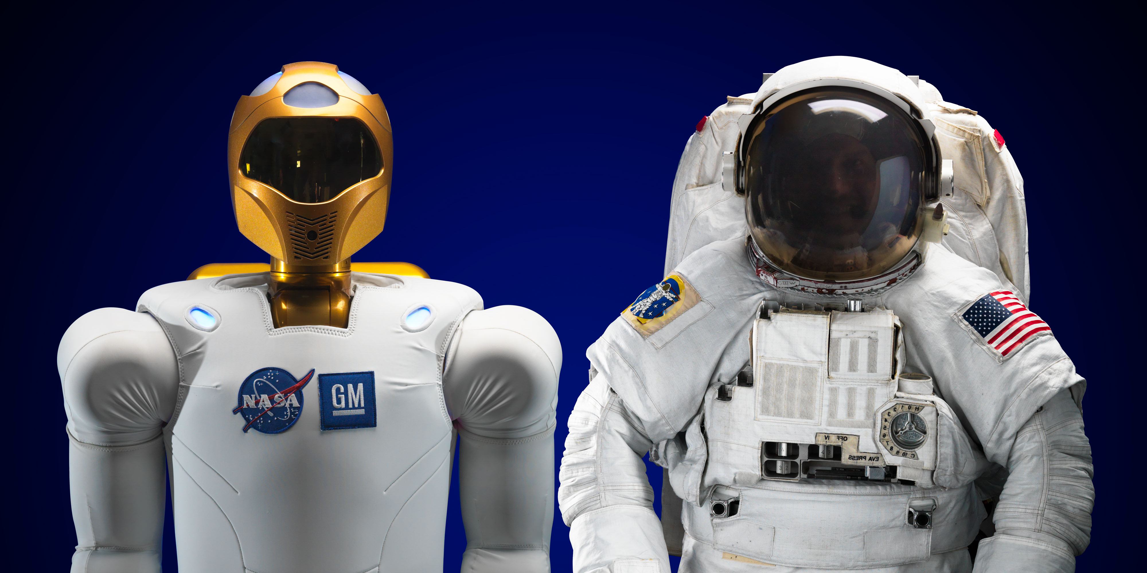 File:Robonaut and astr...