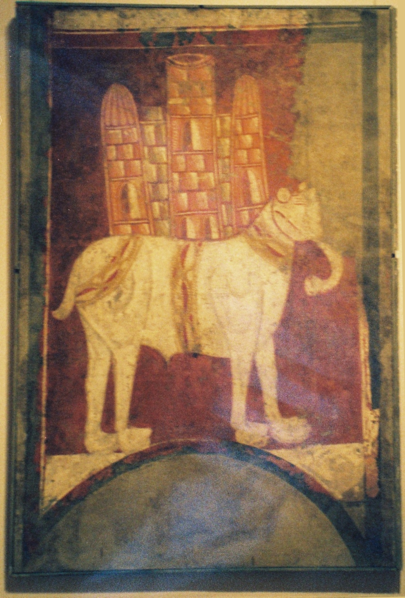 File Romanesqueelephant Jpg Wikimedia Commons