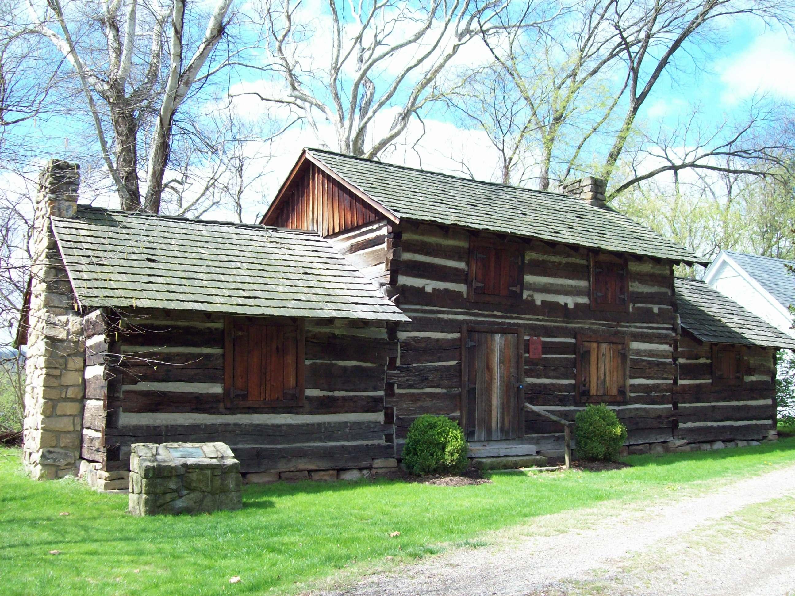 file ruffner log house apr 09 jpg wikimedia commons