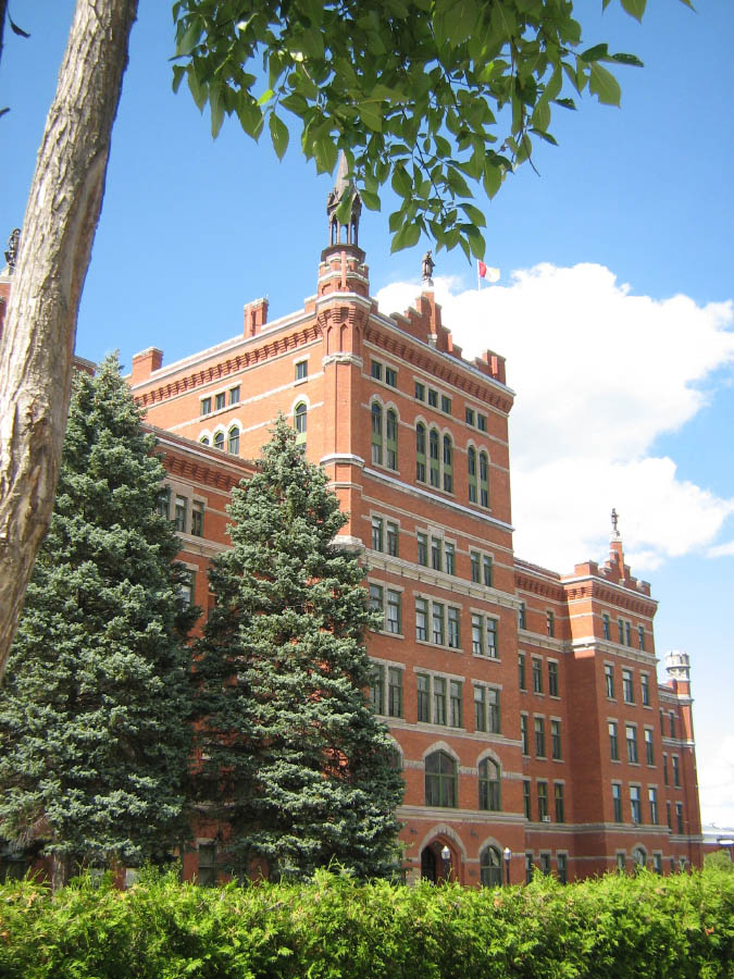 Saint Louis School >> Séminaire de Sherbrooke - Wikipedia