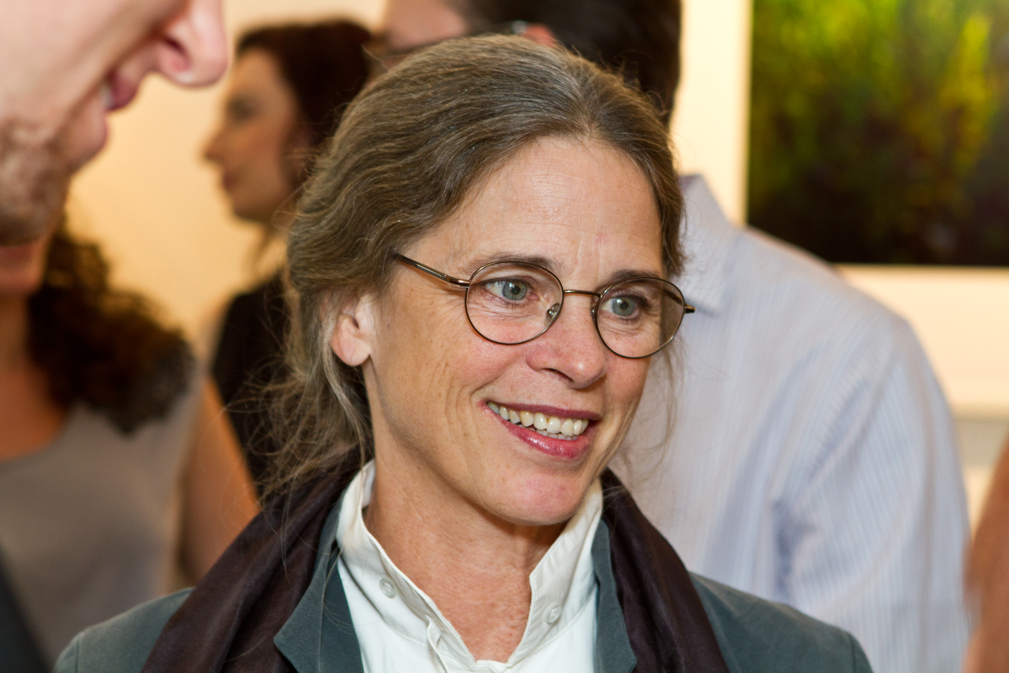 File:Sally Mann, the photographer and featured guest of the evening