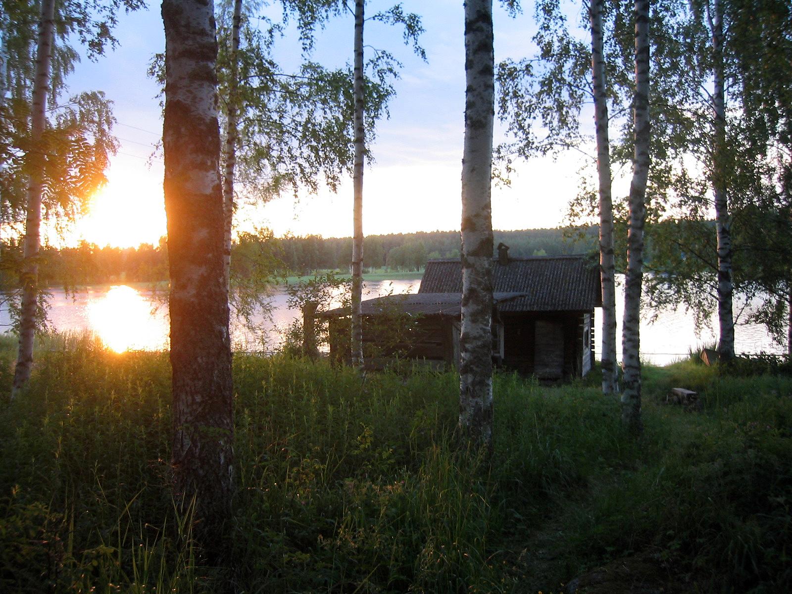 Sauna Wikidwelling