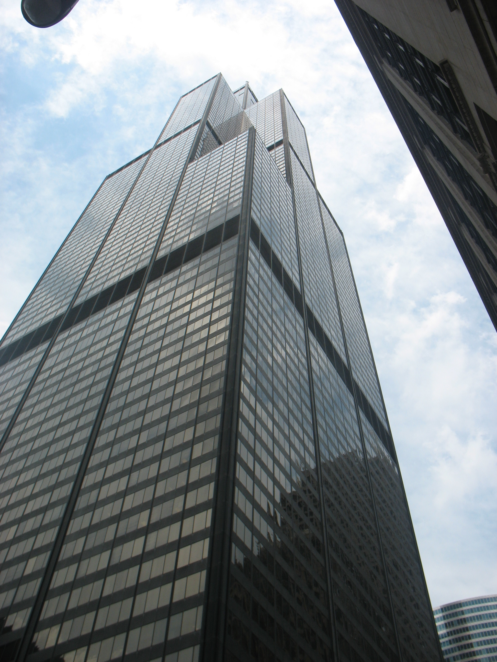 Sears Tower Chicago Car Parking