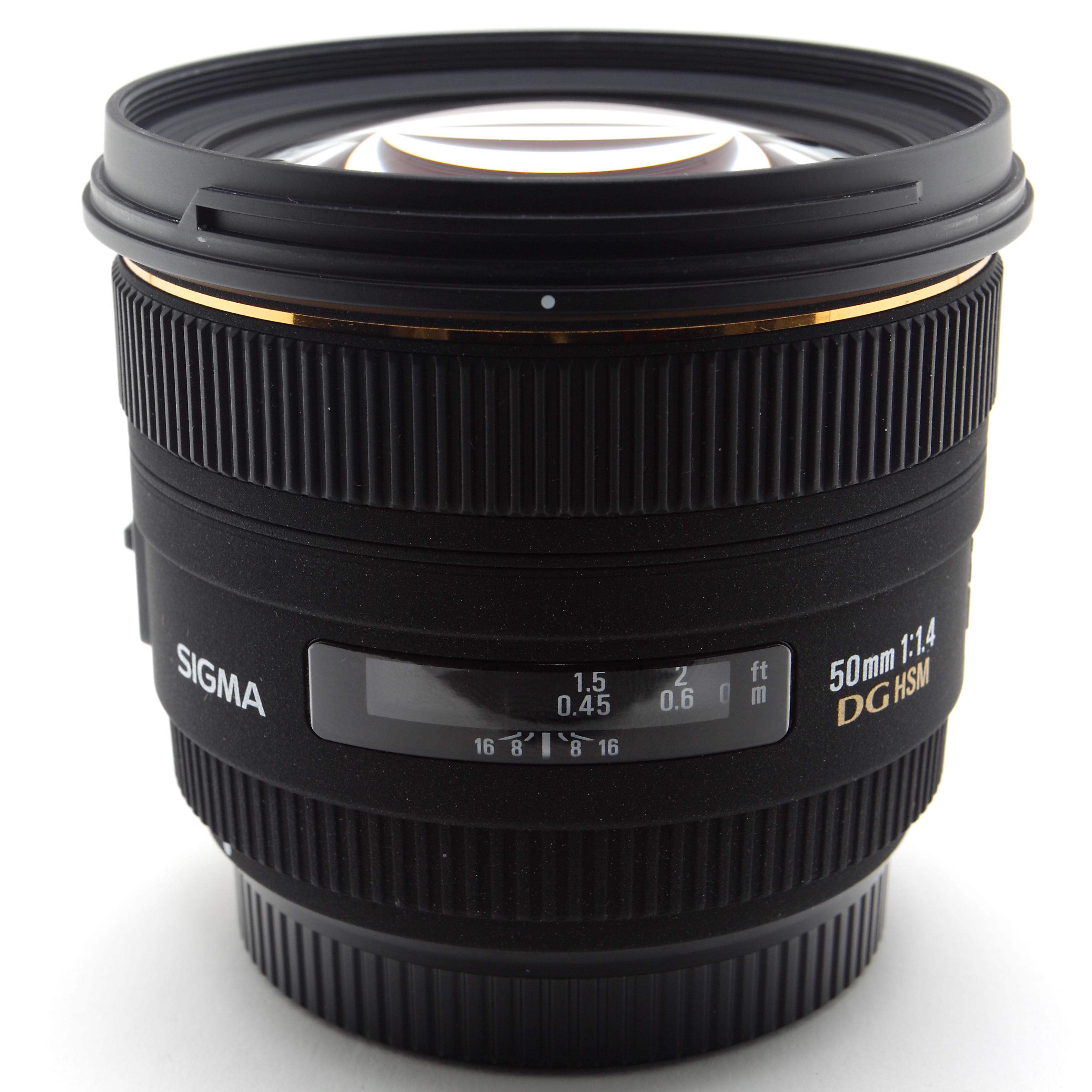 Sigma 50mm F 1 4 Ex Dg Hsm Lens Wikipedia
