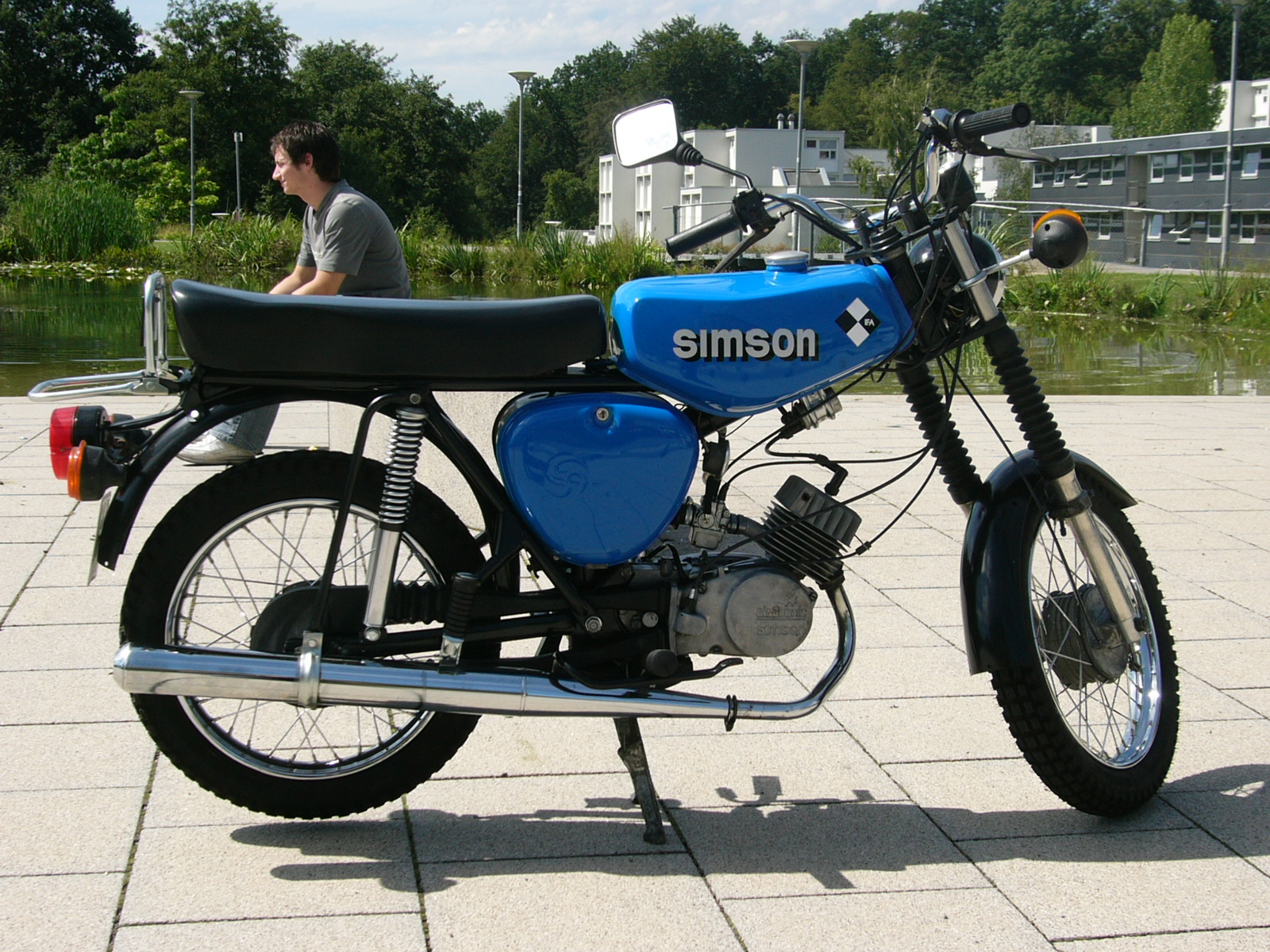 Yamaha Rs Motor Show