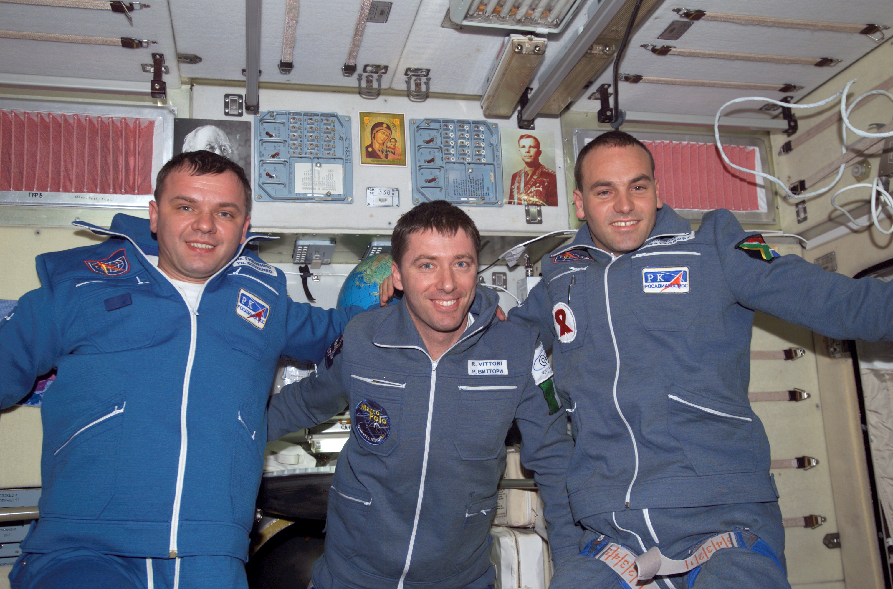 File:Soyuz TM-34 crew 1.jpg - Wikimedia Commons