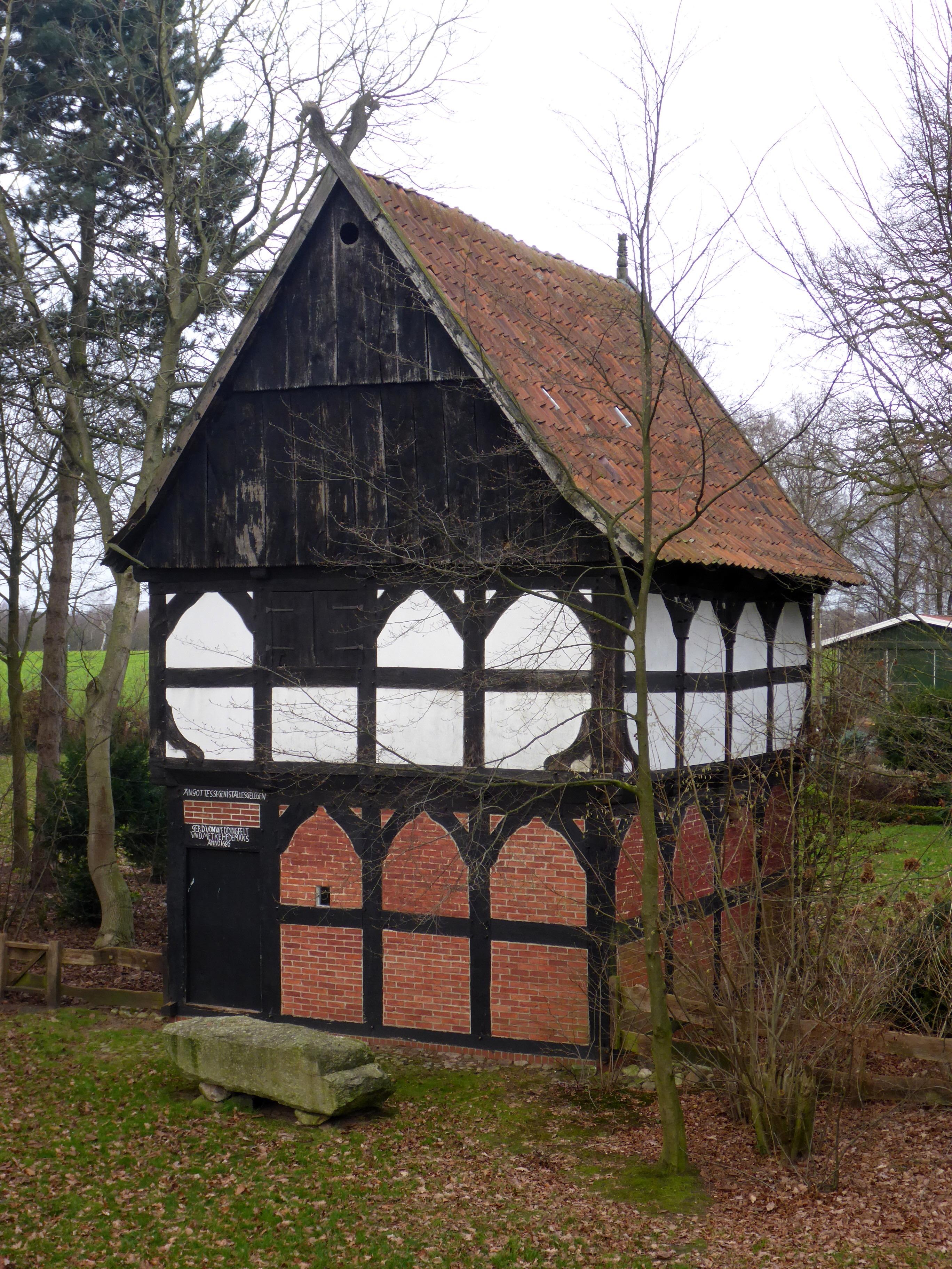 Liste der Baudenkmäler in Rahden - Wikiwand