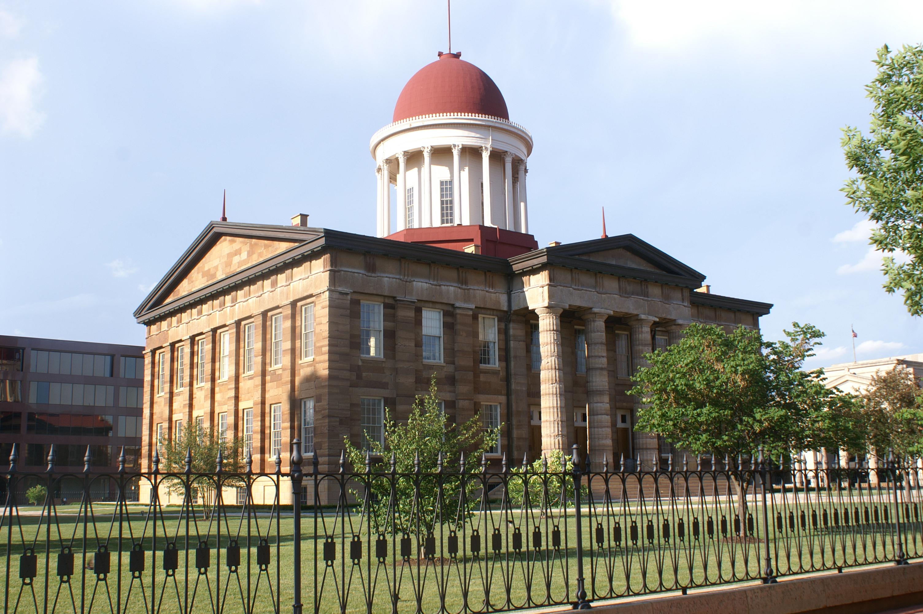 Il Capitol Building Filming Permit