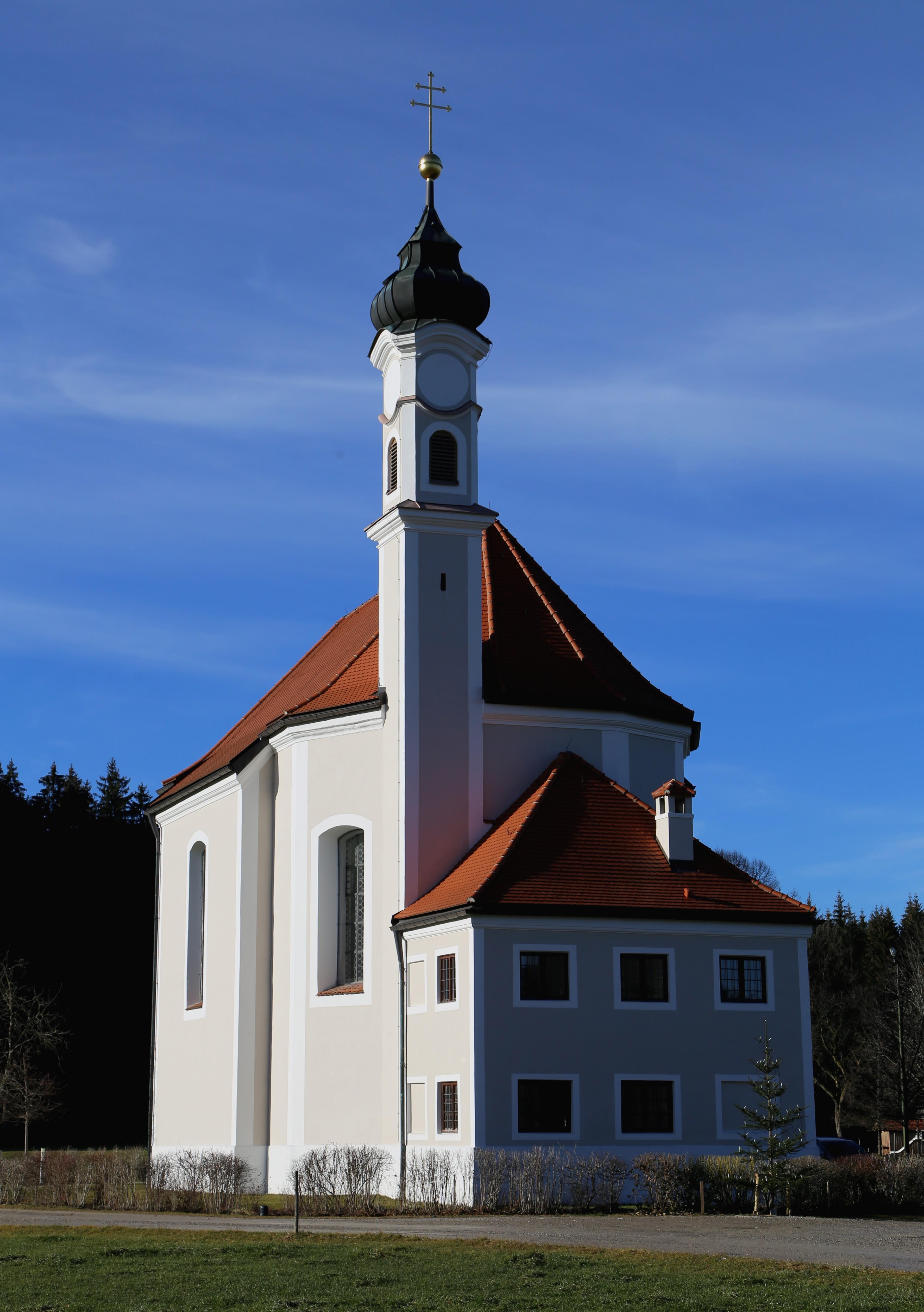 St Leonhard Dietramszell