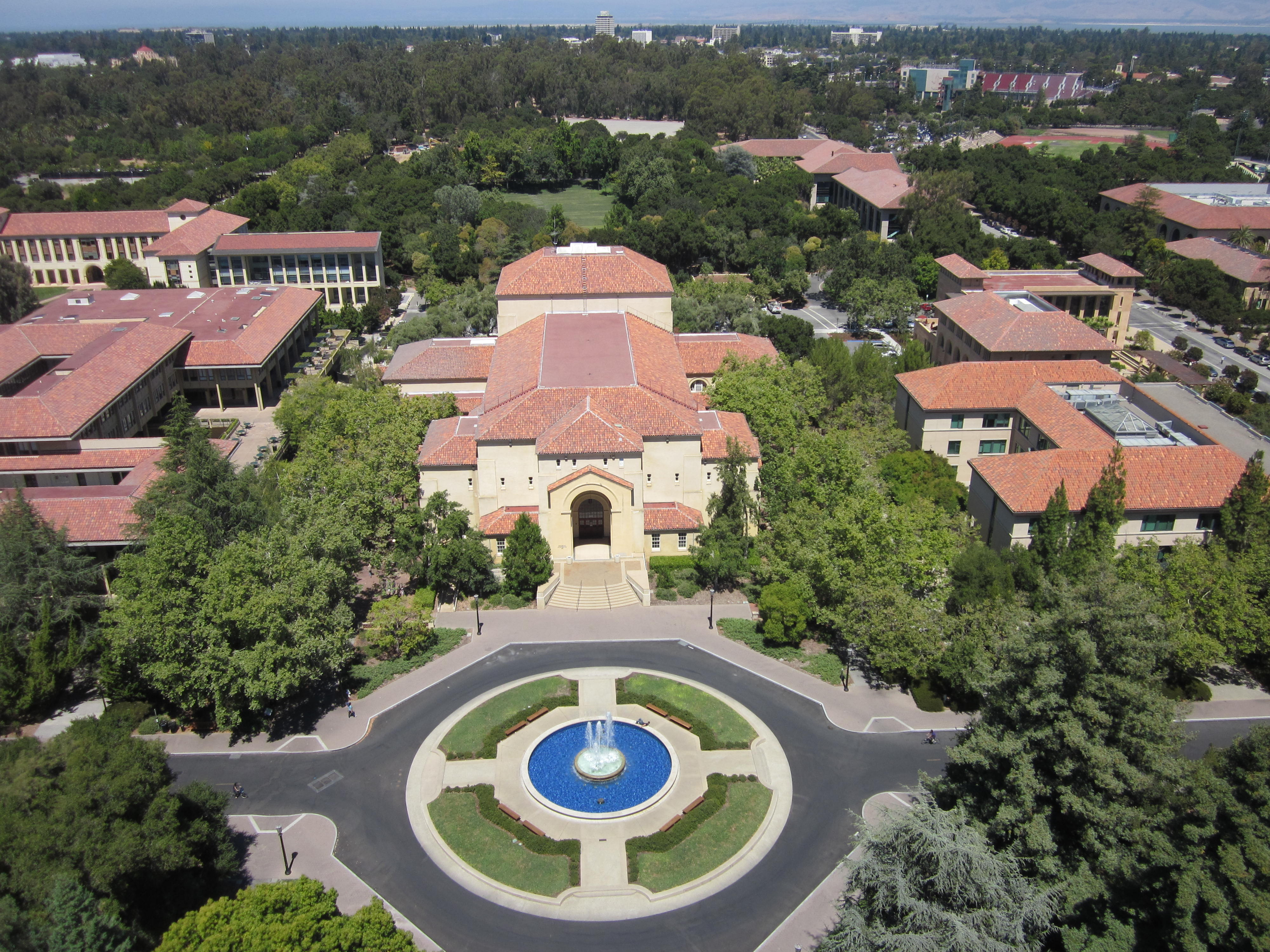File:Stanford campus from Hoover Tower 9.JPG
