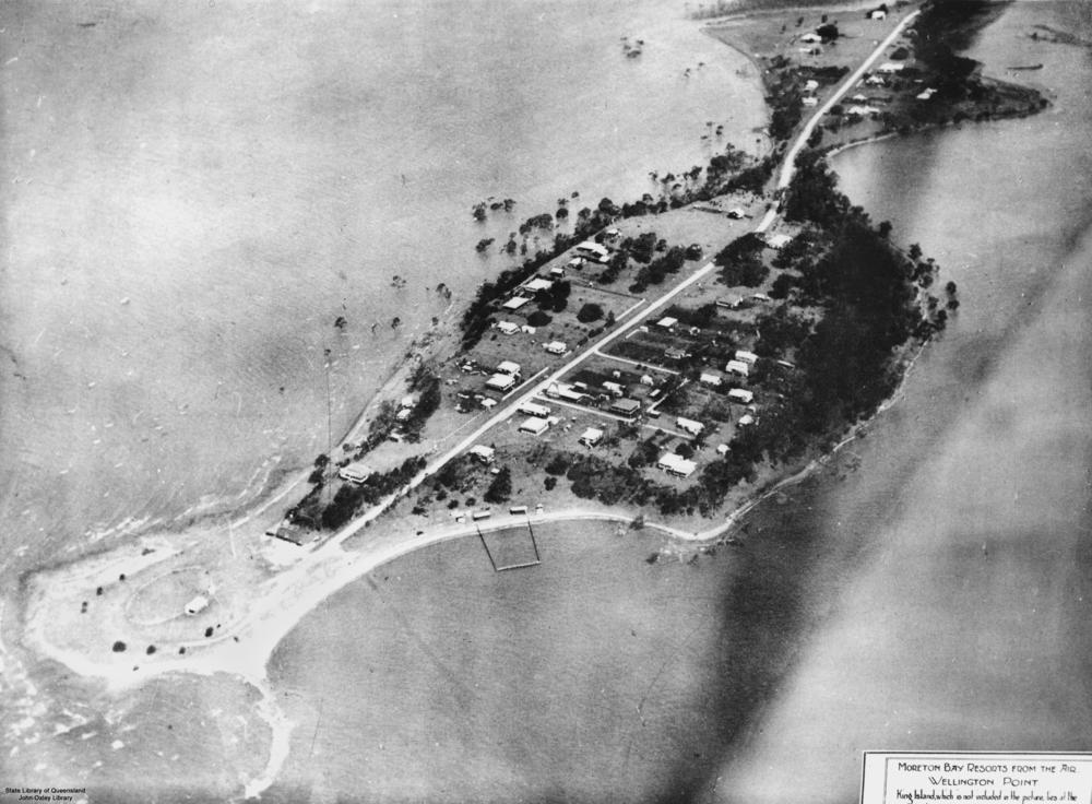 Wellington Point, Brisbane, 1929 (With images) Brisbane