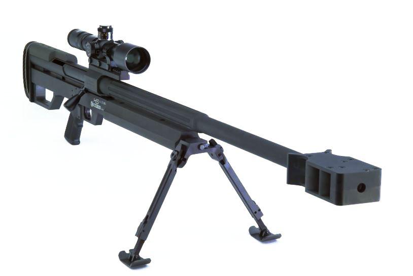 Propuestas Armamentísticas y de Blindajes Steyr_HS_.50-frontal-scope