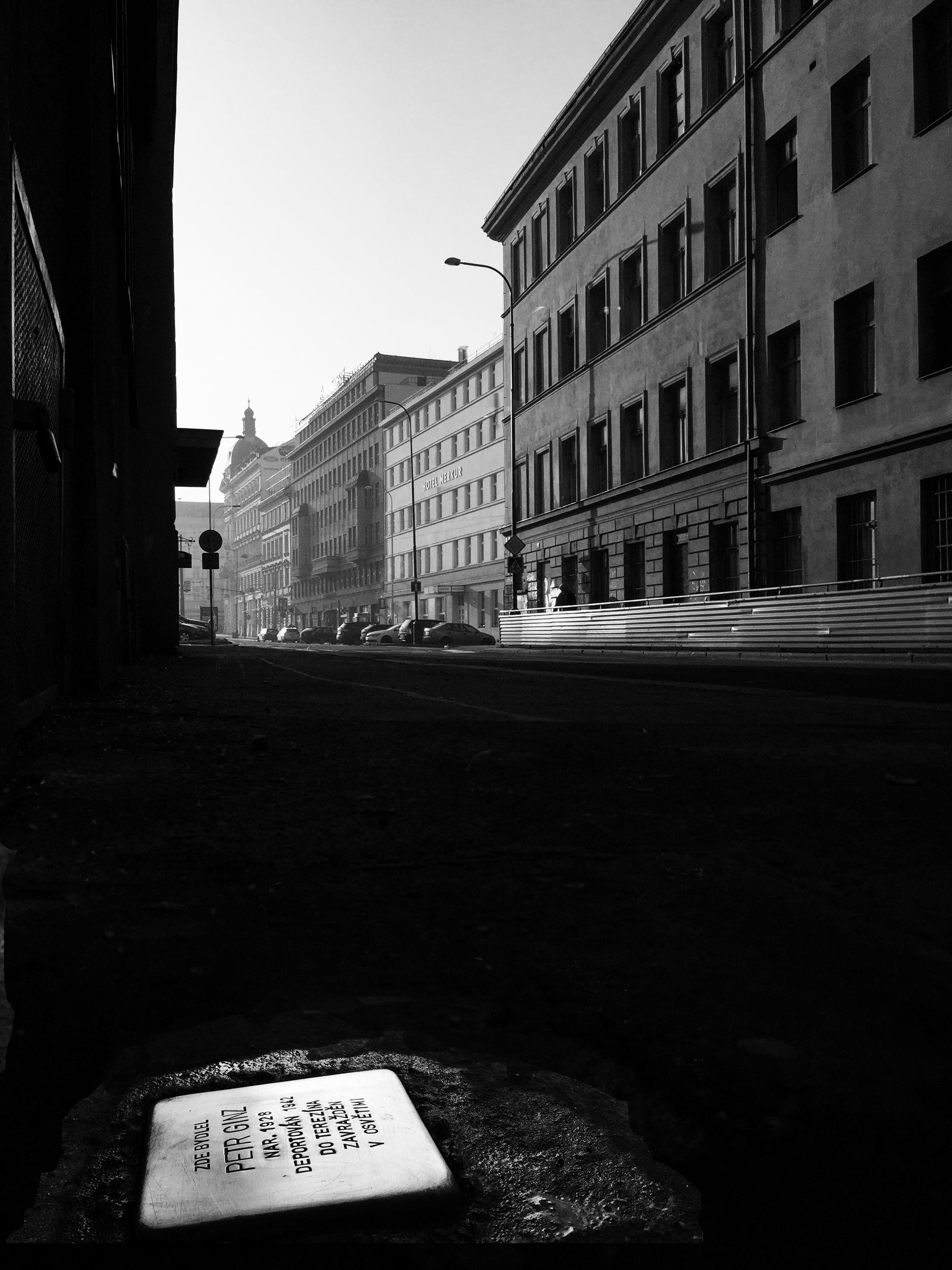 Stolpersteine in Prague-Michle Quiz
