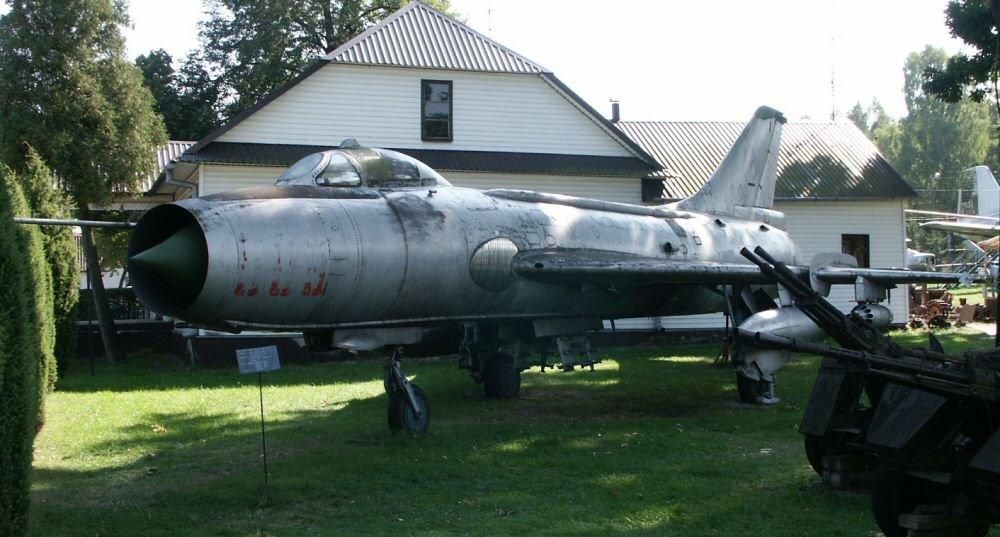 ポーランド空軍のSu-7BKŁ