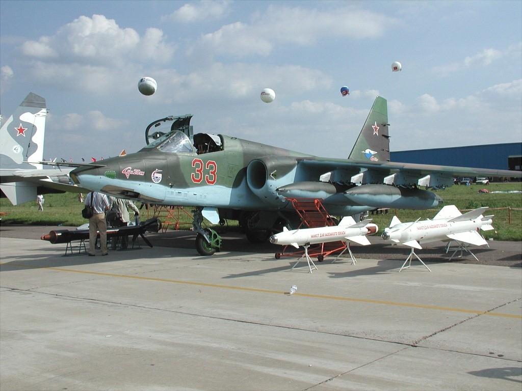 Resultado de imagen para Sukhoi Su-25