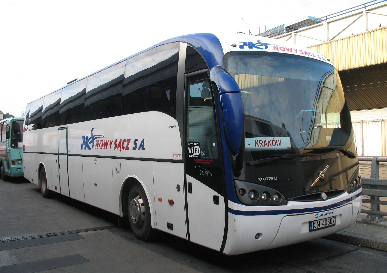 File Sunsundegui Sideral 2000 Volvo B12b Pks Nowy Sącz