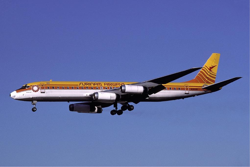Surinam Airways Flight 764 - Wikipedia