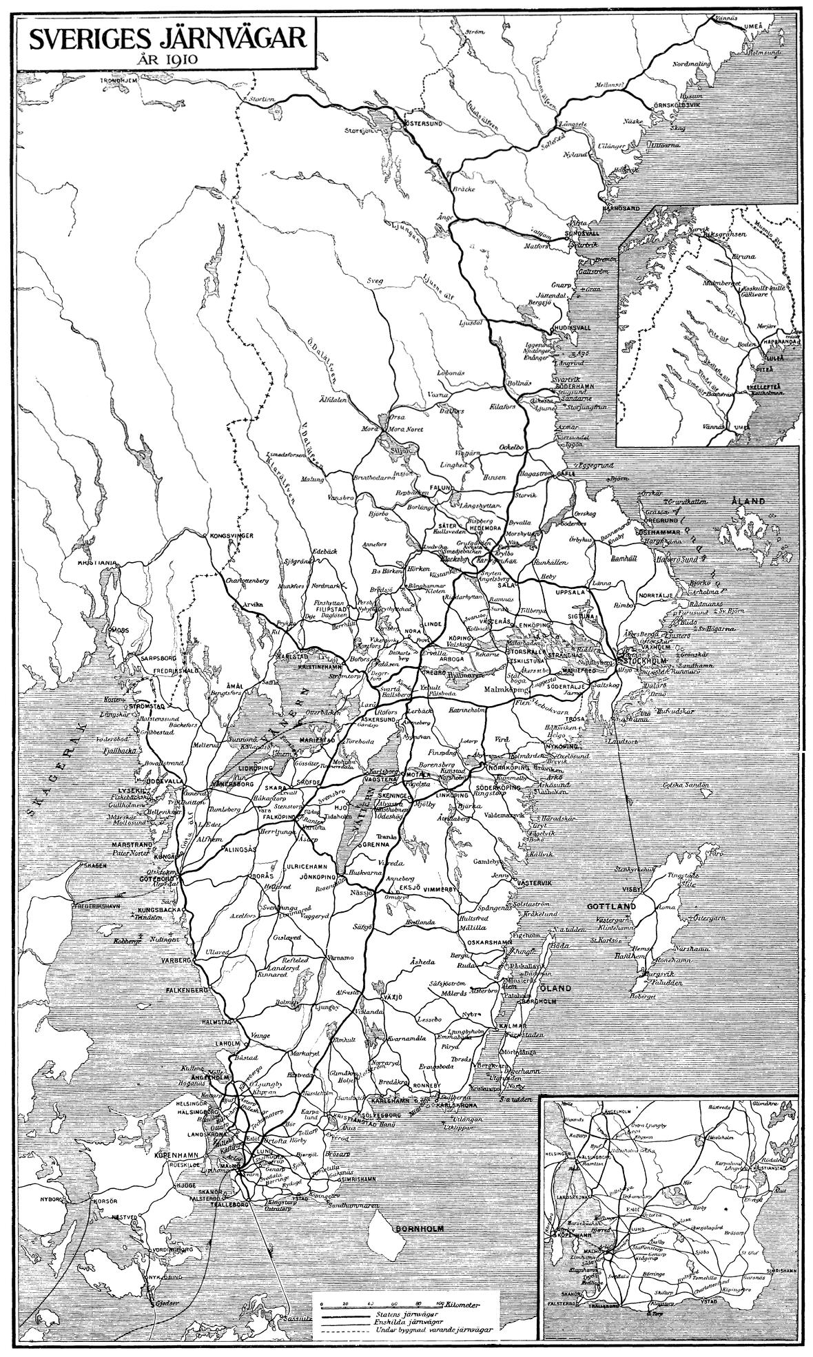 järnvägskarta sverige pdf