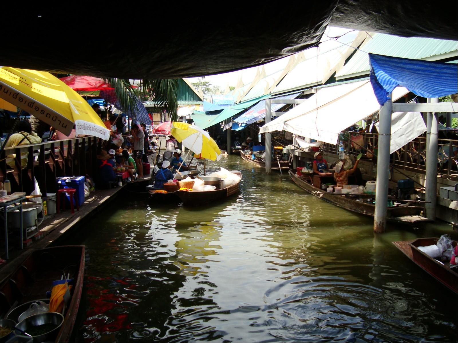 Bangkok Floating Market   Day Tours
