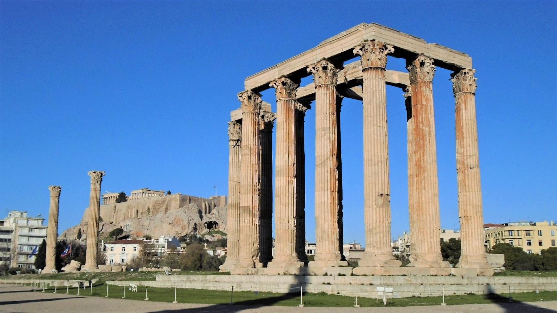 Доклад на тему храм зевса 3648