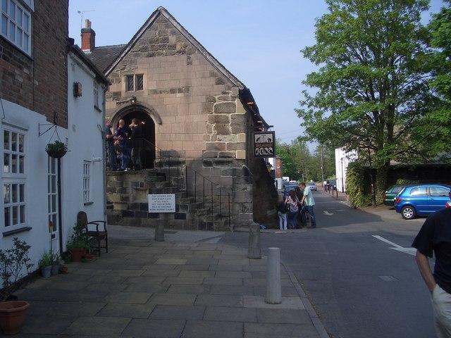 The Abbey Pub, Darley Abbey - geograph.org.uk - 417011