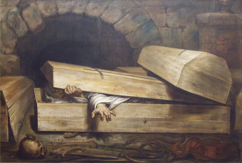 An image of The Premature Burial