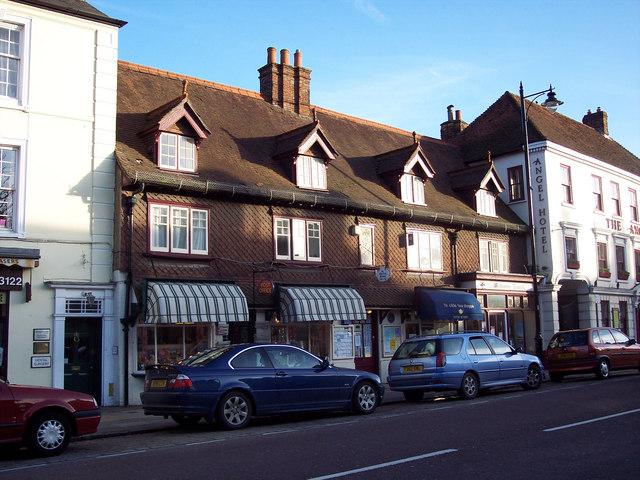 The Old Teashop, Midhurst - geograph.org.uk - 356167