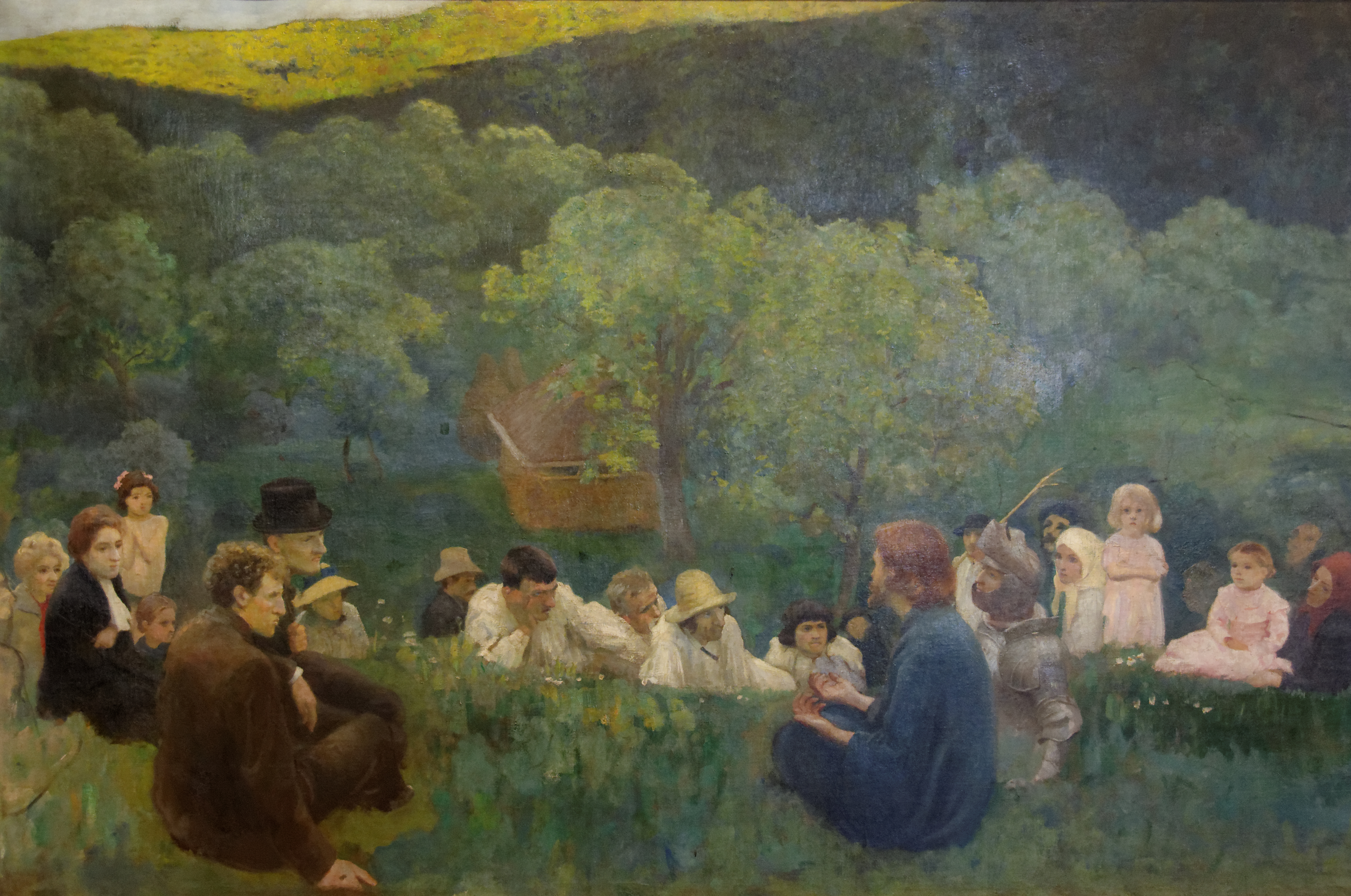 Afbeeldingsresultaat voor sermon on the mount