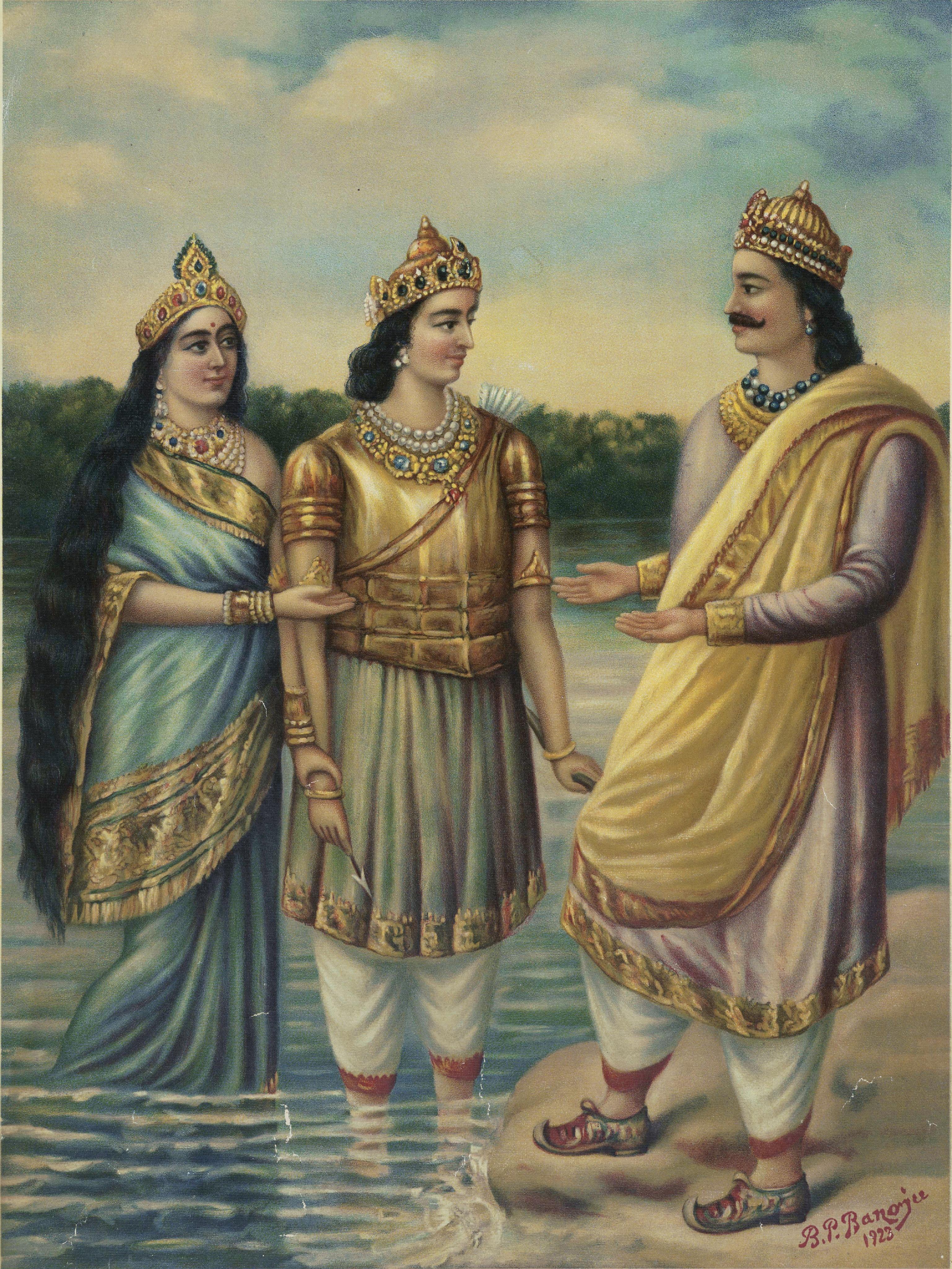 Mahabharat Full Story In Tamil Pdf