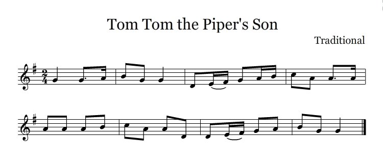 Tom Tom The Pipers Son Wikipedia