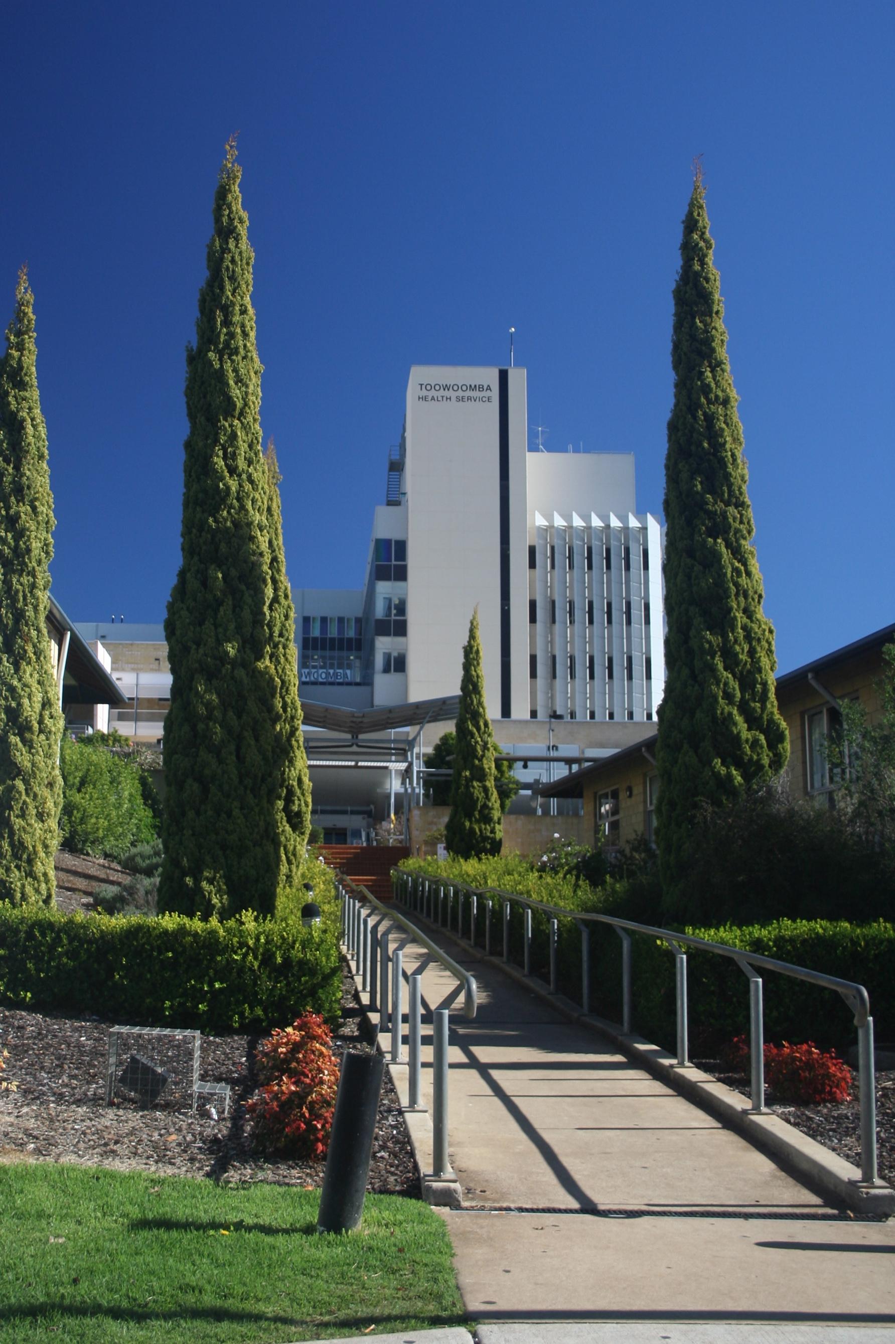 Toowoomba Hospital - Wikipedia