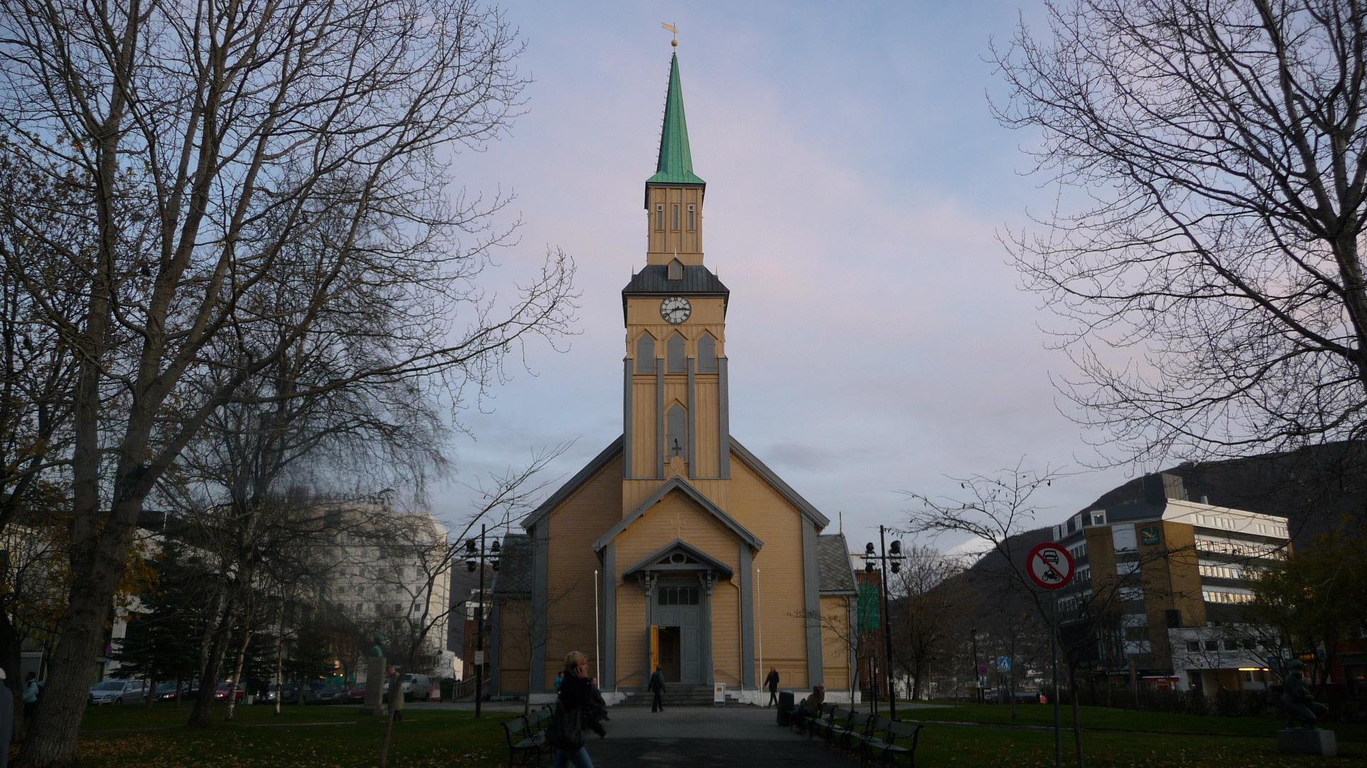 catedral tromso