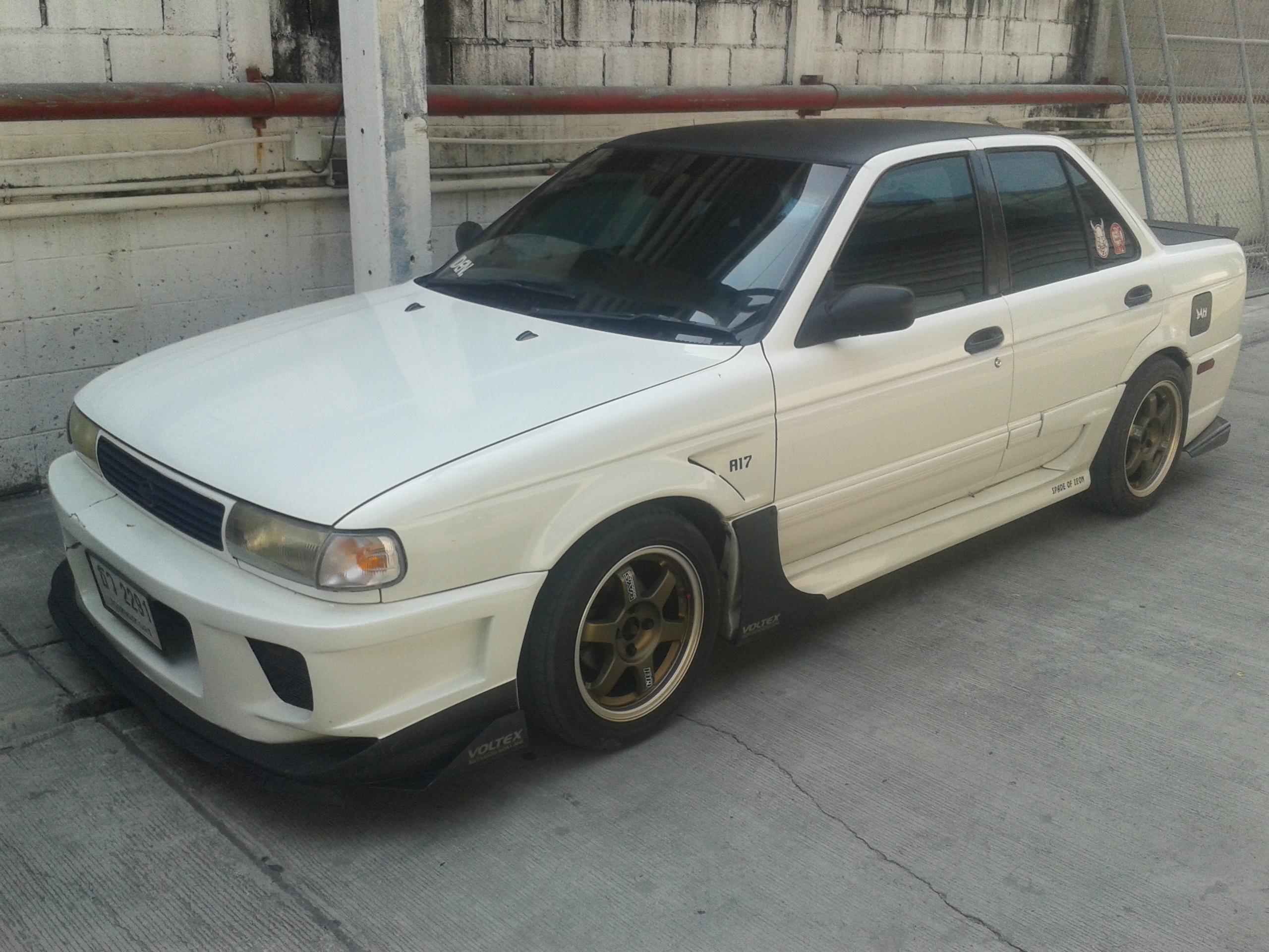 File:Tuned Nissan Sentra (B13) in Thailand 05 jpg