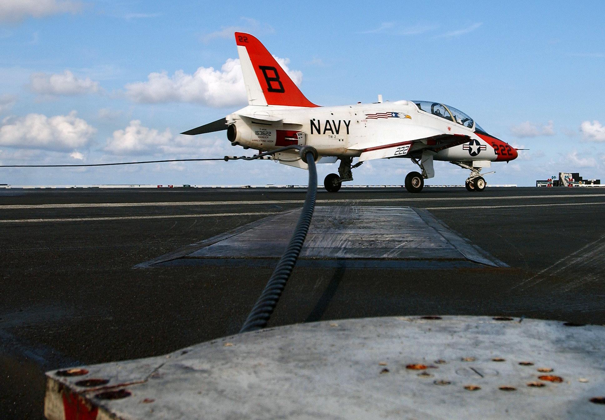 Image result for t-45 carrier landing