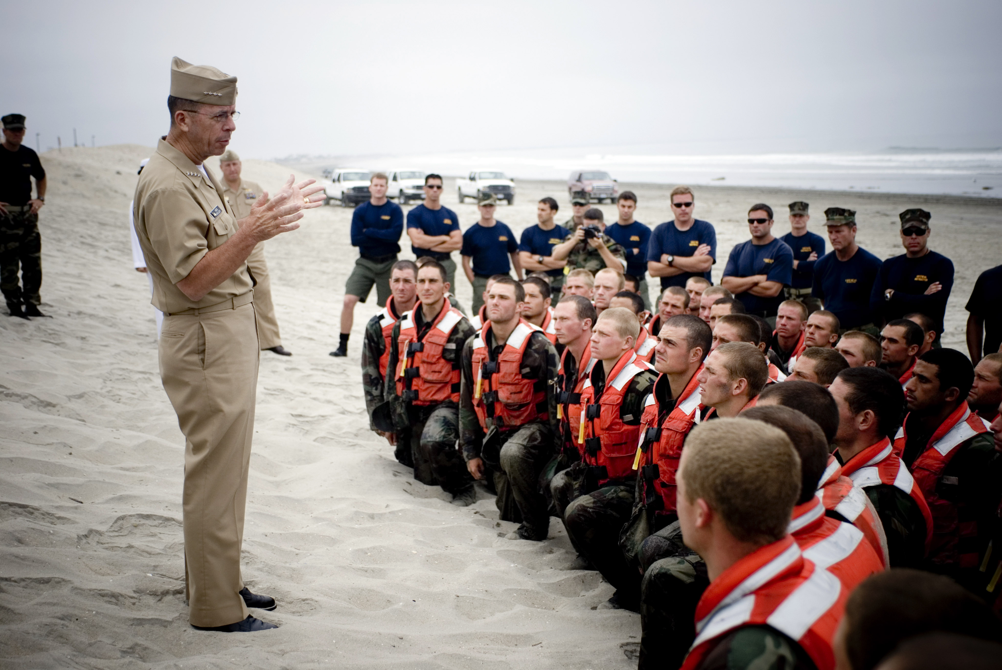 2 Navy SEAL Instructor Quotes