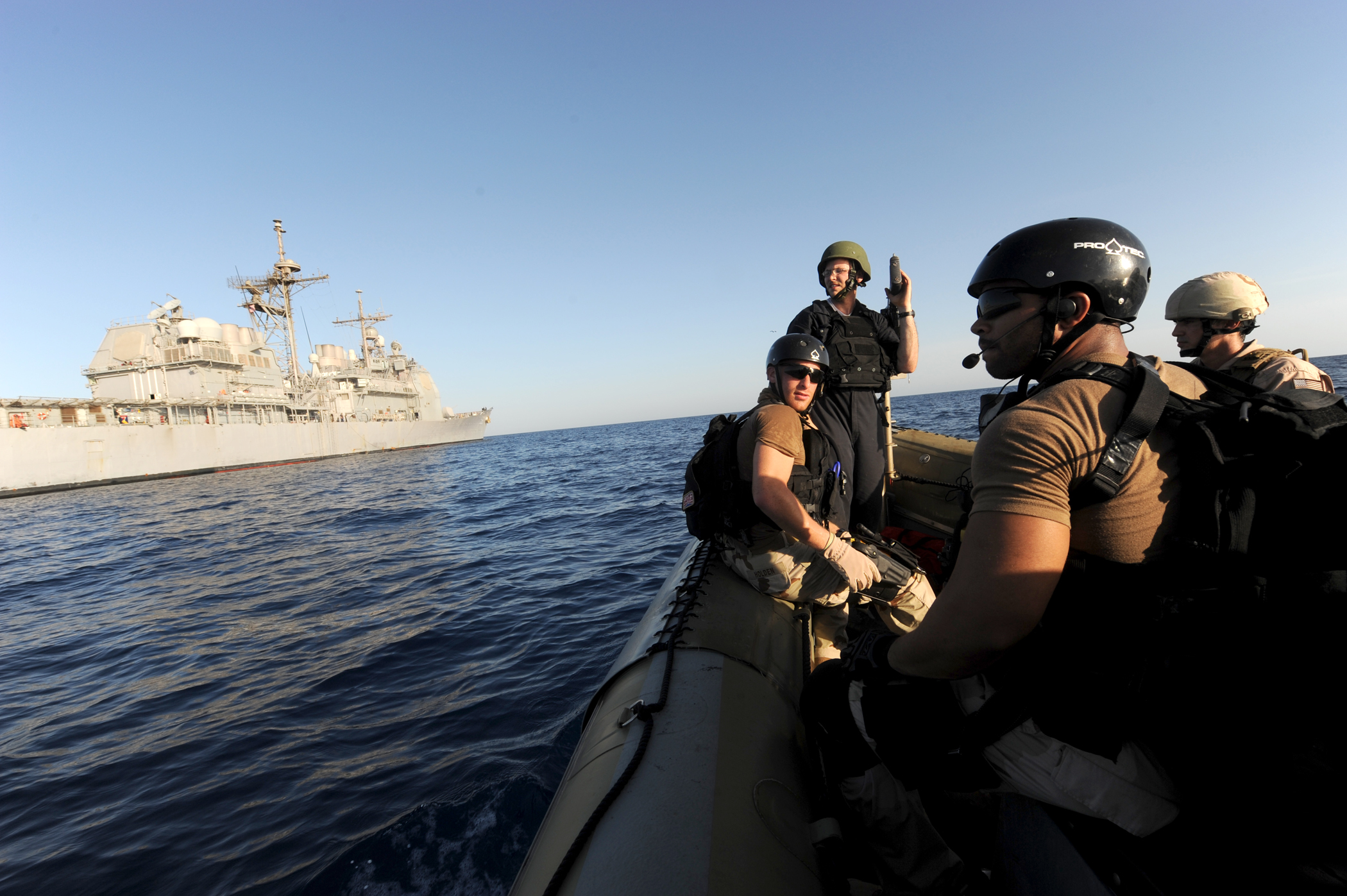 File:US Navy 100514-N-0553R-101 Sailors wait to resume counter ...
